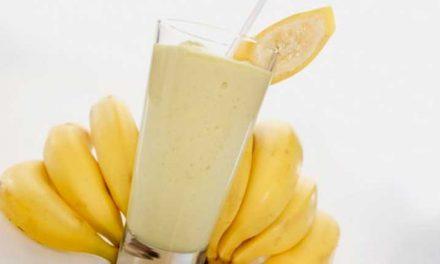 Диета на молоке и бананах