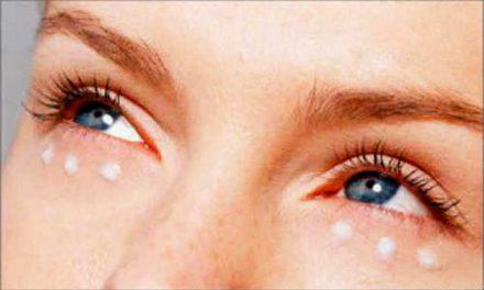 Крем для ухода за кожей вокруг глаз