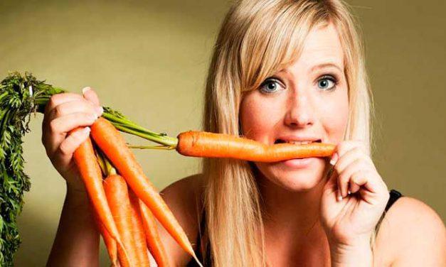 Диета на моркови