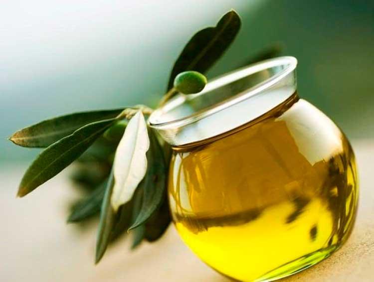 Маска-для-лица-из-оливкового-масла